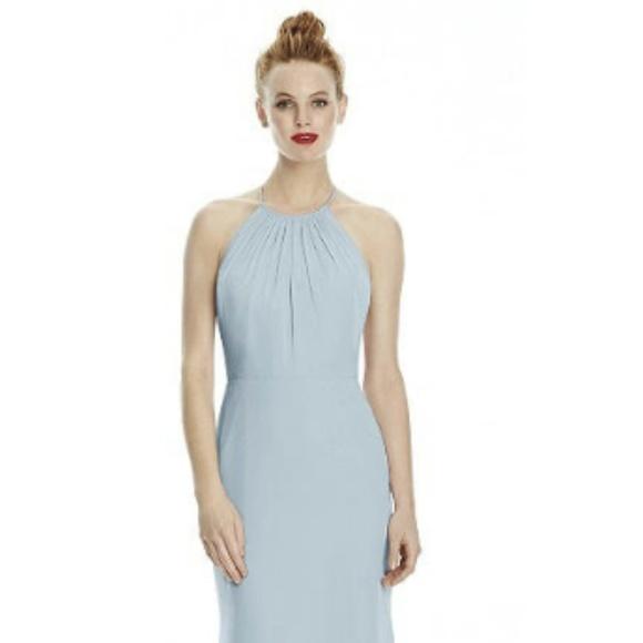 Lela Rose Dresses | Bridesmaid Dress Lr239 Mist Blue | Poshmark